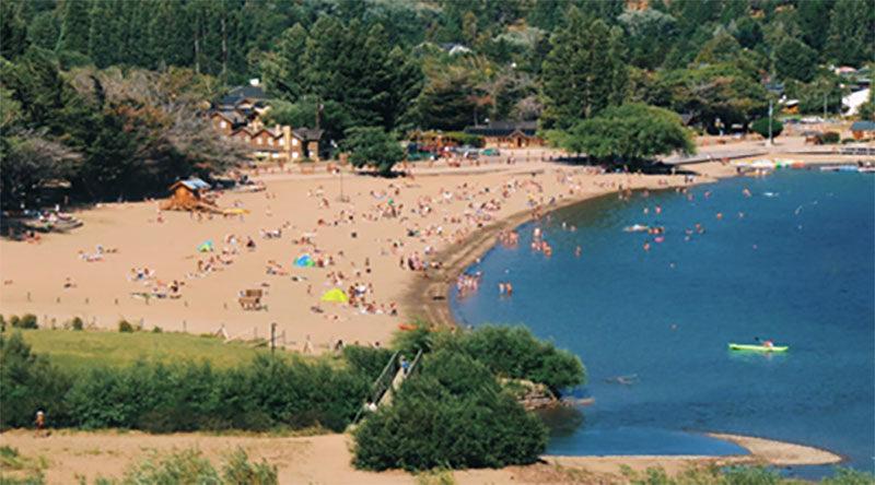 Petitie zwemmen in Zuidplas Sibelco