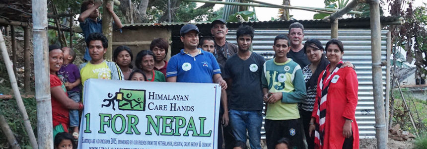 Aardbevingdossier: 1 voor Nepal