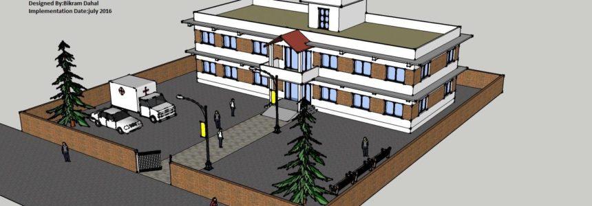 Uitbreiding ziekenhuis van start