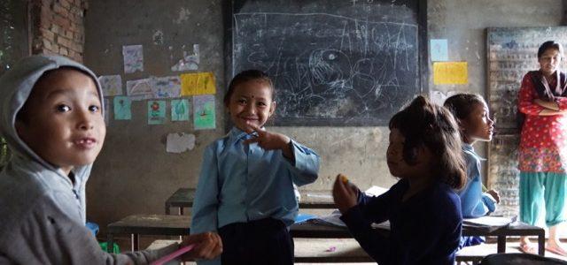 Dertig handen klaar voor Nepal