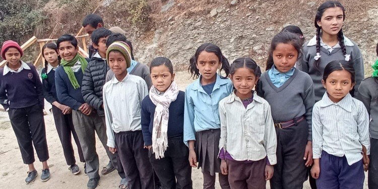 Solukhumbu project Himalayan Care Hands Everest