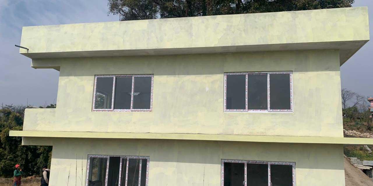 Afbouw Chaula Narayan school hervat