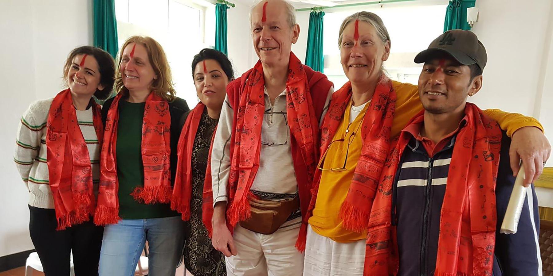 Eyecamp Nepal Himalayan Care Hands